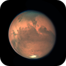 Mars on 19. September 2020 (only @ 37°, LRGB),                                Henning Schmidt