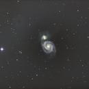 Messier 51,                                Anton