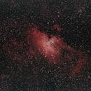 M016 Eagle Nebula,                                Russ57