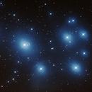 Pleiaden,                                Daniel Beetsma