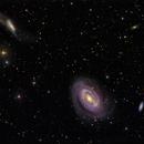 NGC 4725 and companions,                                snakagawa