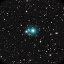 Cat's eye nebula NGC 6543,                                Jürgen Ehnes