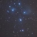 30s Astrophoto:  M45,                                AndreP