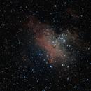 M16 Eagle Nebula AA8RC,                                Richard Cardoe