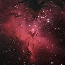Pillars of Creation (Eagle Nebula),                                Joachim