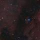 NGC 7000 + IC5070 - 2 panel Mosaic,                                Fabian Rodriguez...