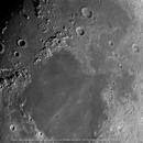 Moon - Mare Serenitatis with Montes Apenninus and Apollo 15 Landing site,                                Axel Kutter