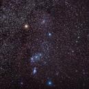 Orion,                                Die Launische Diva