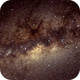 Milky Way Core,                                Hayden Purcell