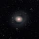 Messier 94 [CnV] - The Cat's Eye Galaxy in Ha-L-RGB,                                G400