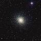 M-5 globular cluster in Serpens,                                Francois Theriault