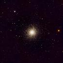 M13 The Great Cluster in Hercules,                                Eddie Pons aka Ed...