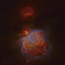 Orion's Sword in SHO,                                Jay McNeil