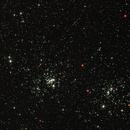 NGC 869  &  NGC 884,                                Joan Riu