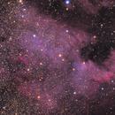 NGC7000 Nebulosa de Norteamérica,                                Roberto Ferrero