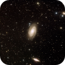 M81 and M82 - Bodes and Cigar Galaxies,                                  Insight Observatory