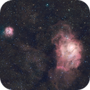 M8-M20 in HaLRGB,                                TC_Fenua