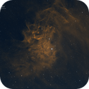 IC 405 - Flaming Star Nebula,                                Ivaylo Stoynov