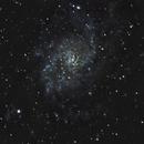 M33 Triangulum Galaxy,                                Steve Lenti