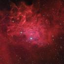 IC405 in HaRGB,                                Arun H.