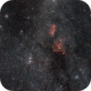 Heart & Soul Nebulae / Persei Cluster (50mm),                                star-watcher.ch
