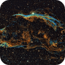 Western Veil and Pickering's Triangle,                                Tom