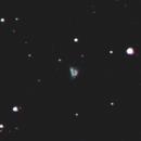 "IC 2184 - Cosmic ""Flying V"" of Merging Galaxies,                                gigiastro"
