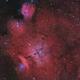 Simeis 188 - gas, dust and clouds complex in Sagittarius,                                herwig_p