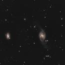 NGC 3718/3729,                                Bob Rucker