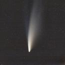 Comet C/2020 F3 NEOWISE,                                Steffen Elste