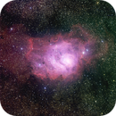 M8 - The Lagoon Nebula,                    Insight Observatory