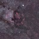 Denab-Sadr-NGC7000-IC1318,                                PascalB