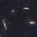 Leo Triplet (M65, M66, NGC3628,                                Gabriel Cardona