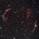 Nebulosa Velo  C33 C34,                                Gianni Carcano