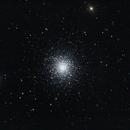 M13 - Hercules Globular Cluster,                                Tankcdrtim