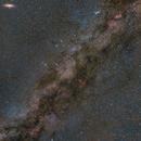 The Winter Milky Way,                                AstroPhotoRoss