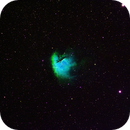 Pacman Nebula NGC 281 H-Alpha 6nm,                                Caspar Schumann