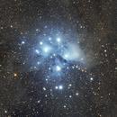 The Seven Sisters / Pleiades,                                Sendhil Chinnasamy