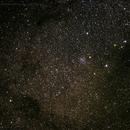 Messier 24  NGC 6603,                                Lightbeam