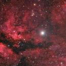 Gamma Cygni Nebula,                    Filippo Barbina