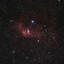 Bubble Nebula,                                Francesco Bertuzzi