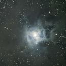 Iris Nebula,                                Jon Stewart