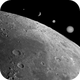 Moon and planets at focal length of 2250 mm,                                Alexander Sorokin