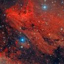 IC 5070 Pelicannebel,                                Tino Leichsenring