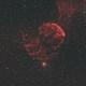 Jellyfish nebula and friends,                                Ben