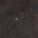 Messier 11 and Scutum Star Field,                                Dean Jacobsen