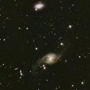 NGC3718 and NGC3729,                                Eric MAZALEYRAT