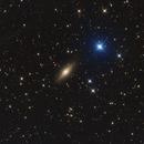 NGC 7814,                                max