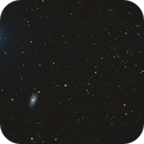 Messier 109 and friends,                                Wolfgang Zimmermann