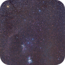 Constelacion de Orion,                                Toni Mancera